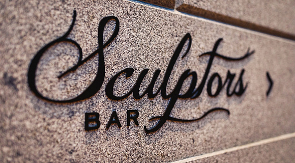SCULPTORS bar